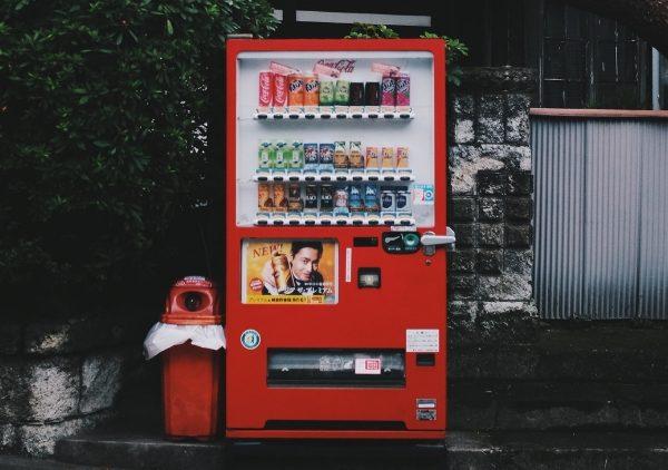 BigPotatoes Bites - Vending Machines