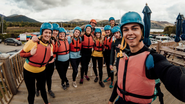5 reasons why Cork is the best location for team building