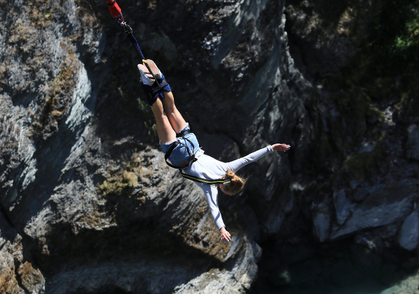 The four high adrenaline team activities worth talking about