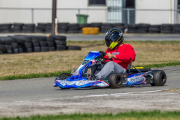 The top five reasons why we love karting for team building