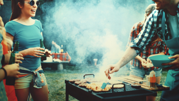 Why a summer BBQ is always a team building winner