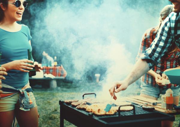 Why a summer BBQ is always a team building winner