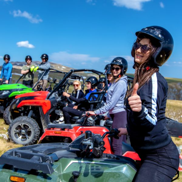 5 reasons why beauticians should go quad biking
