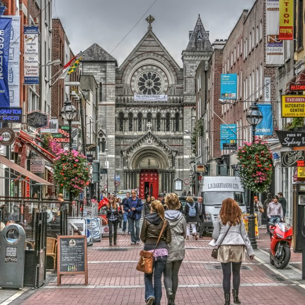 Dublin for your end of season night away